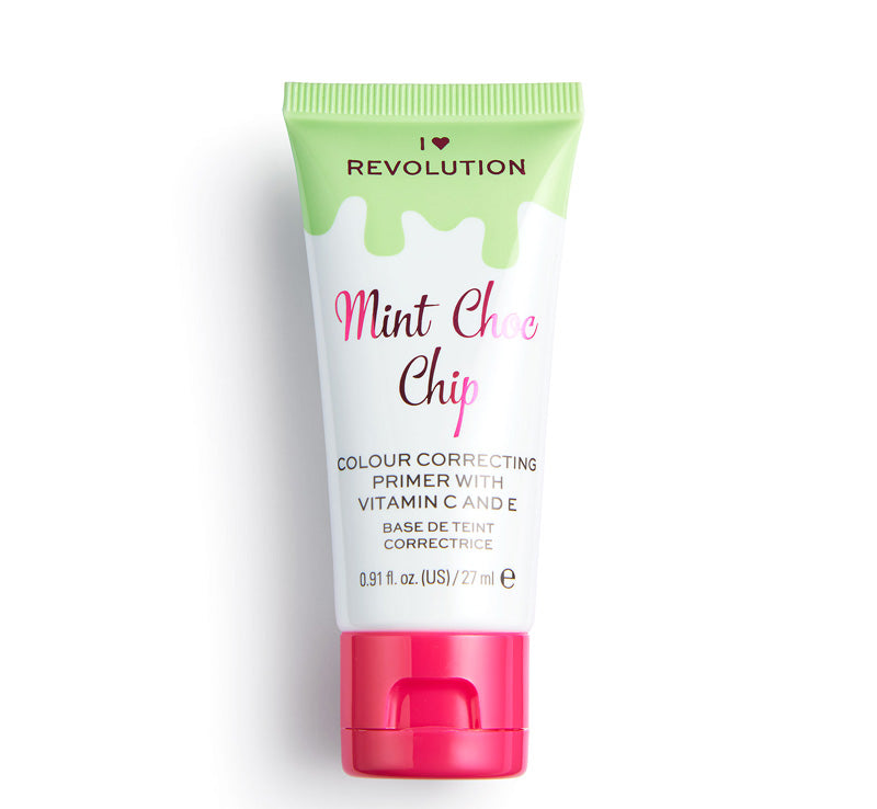 MINT CHOC CHIP COLOUR CORRECTING PRIMER