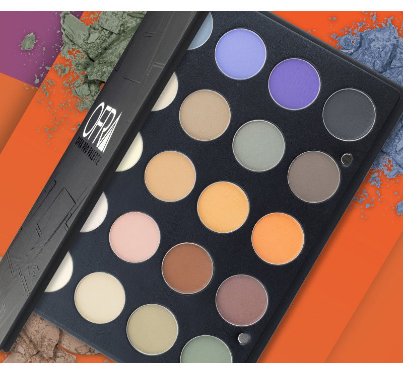MUST HAVE MATTES EYESHADOW PALETTE