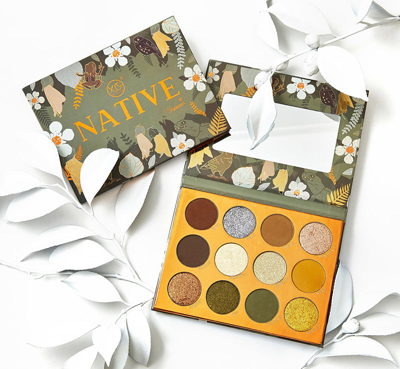 XOBEAUTY NATIVE PALETTE Glam Raider