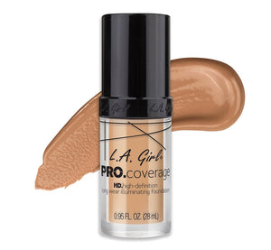 Natural Foundation by LA Girl Cosmetics