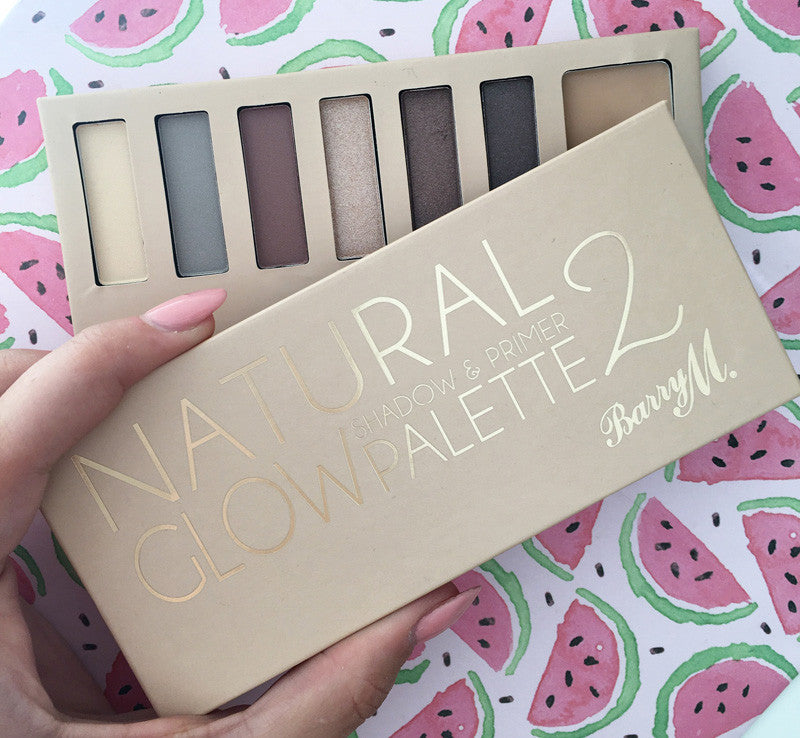 NATURAL GLOW PALETTE 2