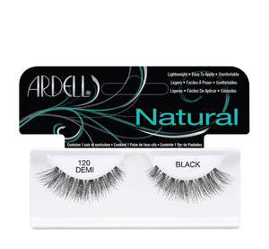 NATURAL 120 LASHES