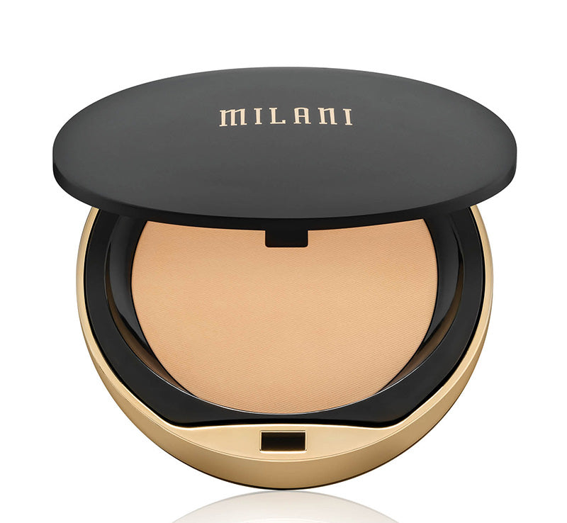 MILANI CONCEAL + PERFECT SHINE-PROOF POWDER - NATURAL LIGHT Glam Raider