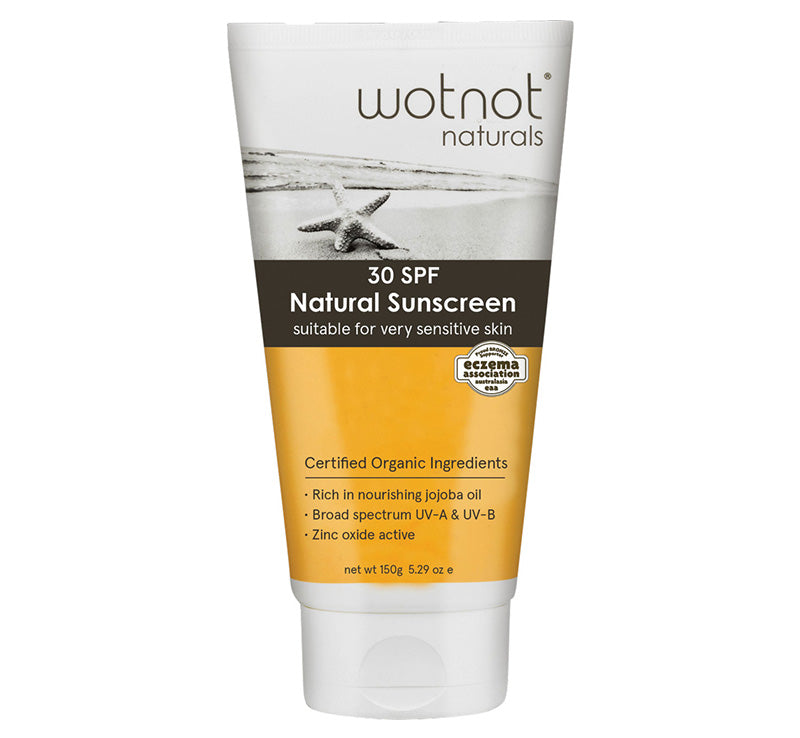 30 SPF NATURAL SUNSCREEN