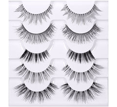 THE NATURALS FALSE LASH SET