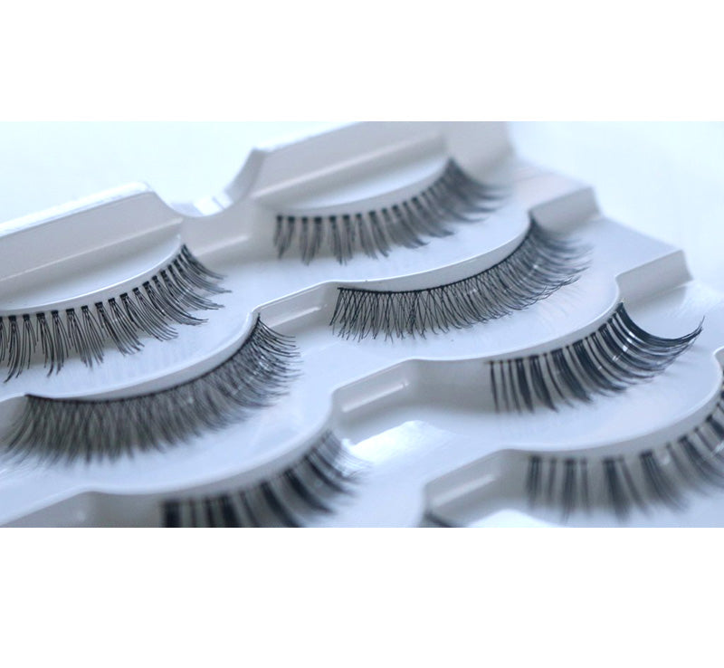 XOBEAUTY THE NATURALS FALSE LASH SET Glam Raider
