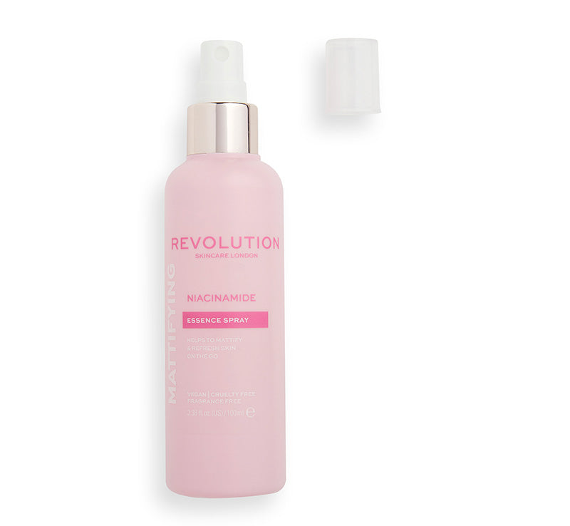 REVOLUTION SKINCARE NIACINAMIDE MATTIFYING ESSENCE SPRAY Glam Raider