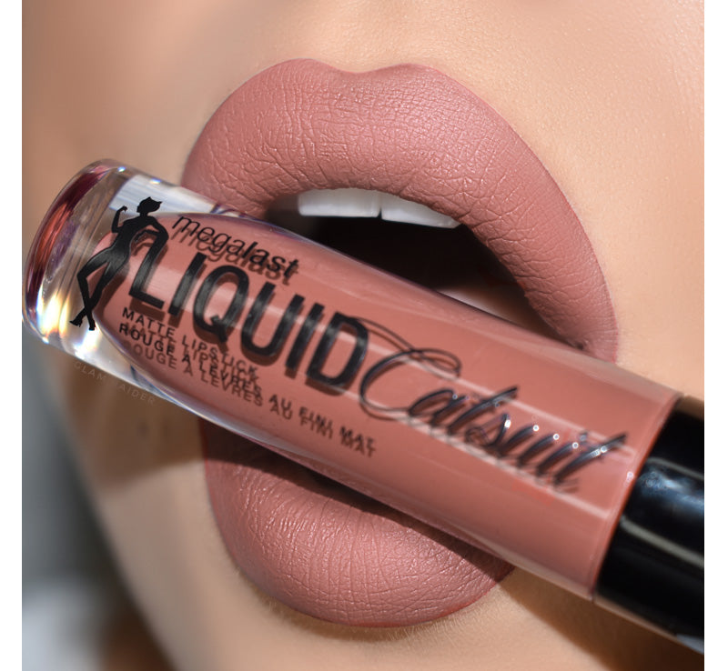 WET N WILD NUDIST PEACH LIQUID LIPSTICK Glam Raider