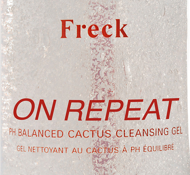 FRECK ON REPEAT PH BALANCED CACTUS CLEANSING GEL Glam Raider
