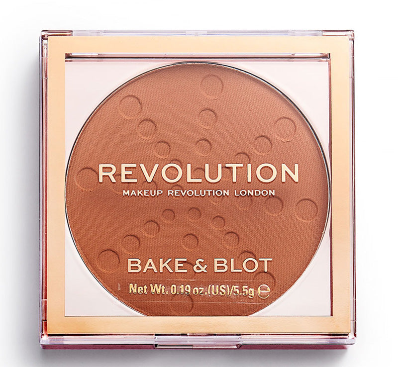 ORANGE BAKE AND BLOT POWDER