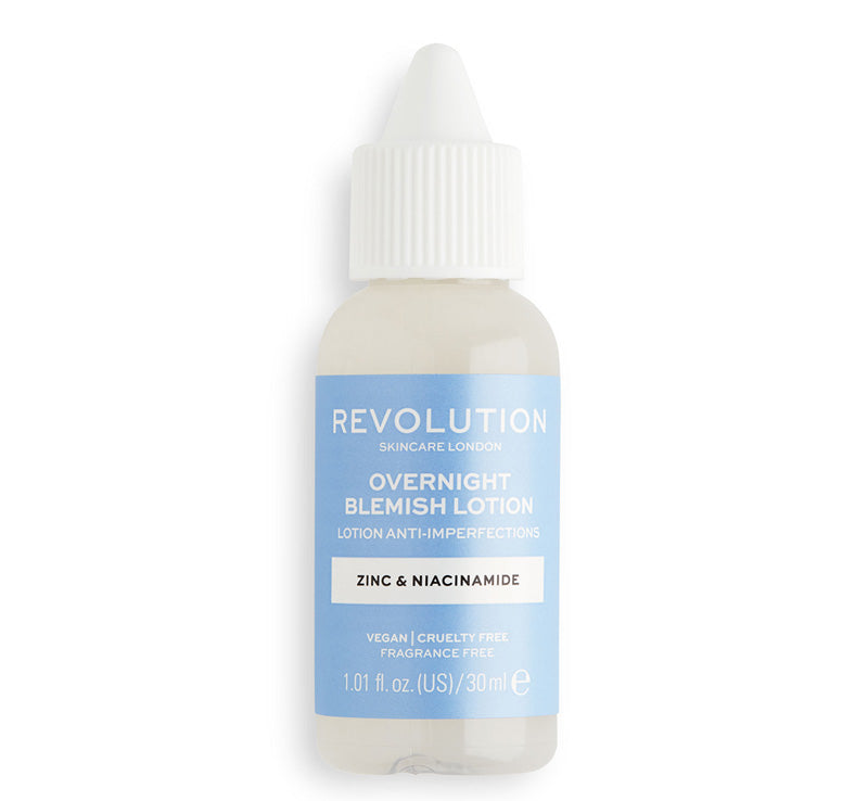REVOLUTION SKINCARE OVERNIGHT BLEMISH LOTION Glam Raider