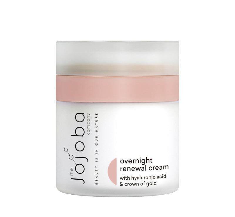THE JOJOBA COMPANY OVERNIGHT RENEWAL CREAM Glam Raider