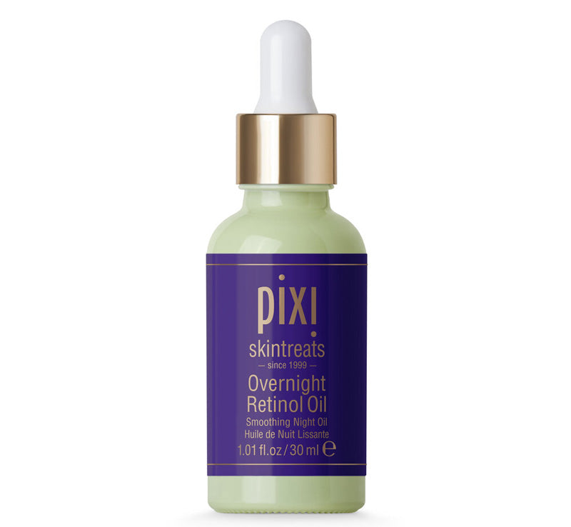 PIXI OVERNIGHT RETINOL OIL Glam Raider
