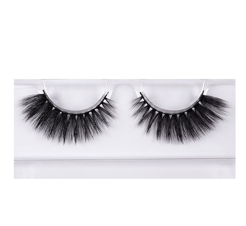 XOBEAUTY PANTHER FAUX MINK LASHES Glam Raider