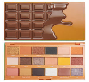 PEANUT BUTTER CUP CHOCOLATE PALETTE