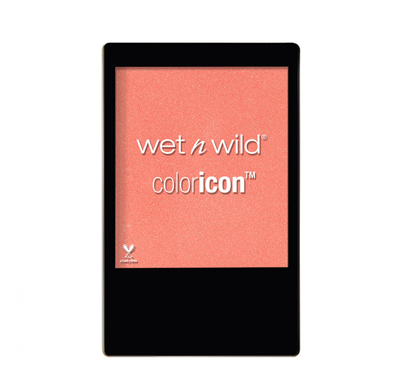 WET N WILD PEARLESCENT PINK COLOR ICON BLUSH Glam Raider