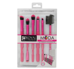 BEAUTIFUL EYES BRUSH KIT - PINK