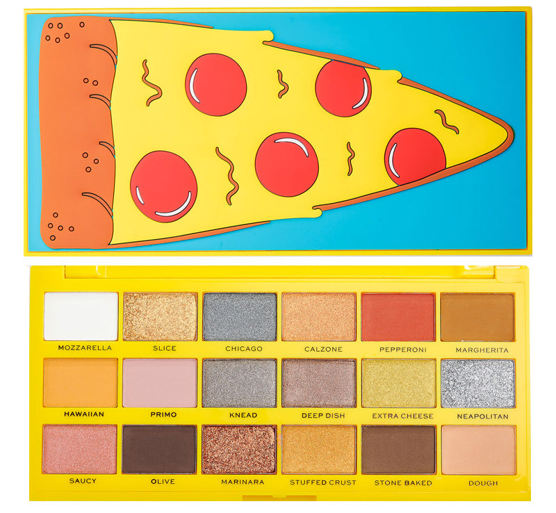 TASTY PIZZA PALETTE
