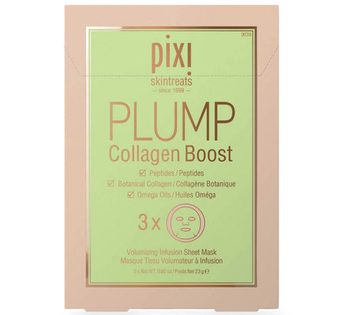 PLUMP COLLAGEN BOOST MASKS