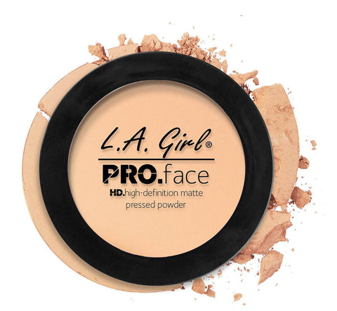 Porcelain PRO HD Face Powder by LA Girl