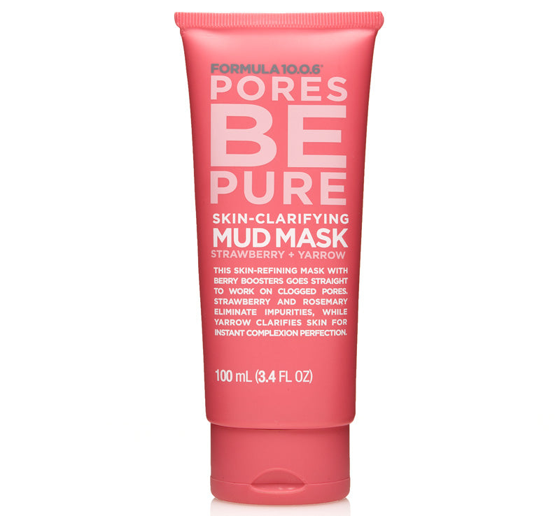 PORES BE PURE SKIN CLARIFYING MUD MASK