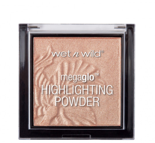 WET N WILD PRECIOUS PETALS MEGAGLO HIGHLIGHTER Glam Raider