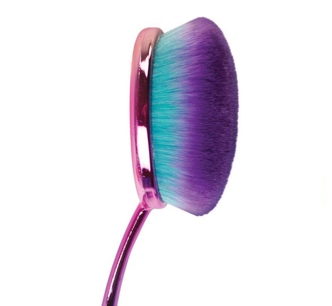 PRISMATIC OVAL FOUNDATION BRUSH