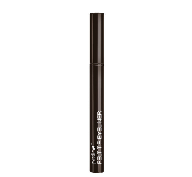 PROLINE FELT TIP EYELINER - DARK BROWN