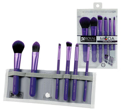 TOTAL FACE BRUSH KIT - PURPLE