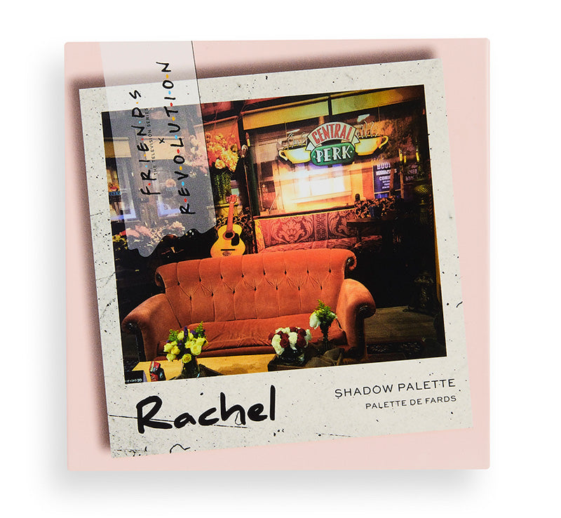 MAKEUP REVOLUTION x FRIENDS RACHEL EYESHADOW PALETTE
