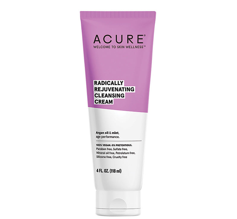 ACURE RADICALLY REJUVENATING CLEANSING CREAM Glam Raider