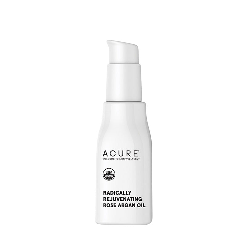 ACURE RADICALLY REJUVENATING ROSE ARGAN OIL Glam Raider