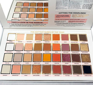 READ ALL ABOUT IT NUDE PALETTE