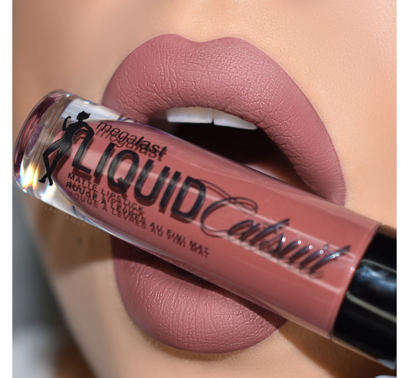 WET N WILD REBEL ROSE LIQUID LIPSTICK Glam Raider