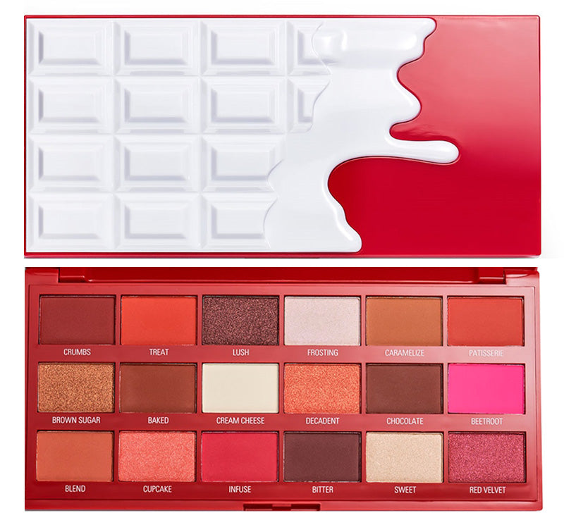 RED VELVET CHOCOLATE PALETTE