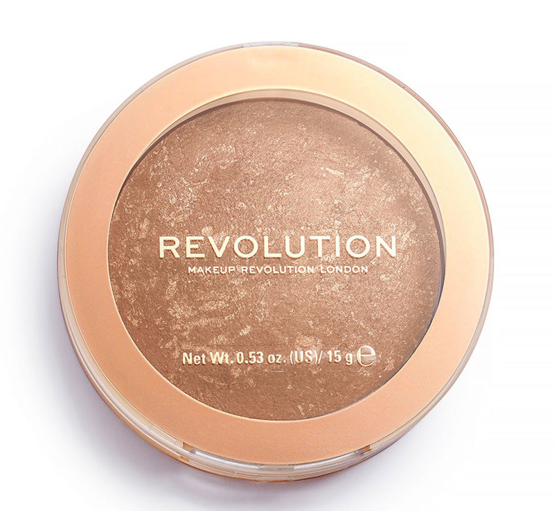MAKEUP REVOLUTION LONG WEEKEND RELOADED BRONZER Glam Raider