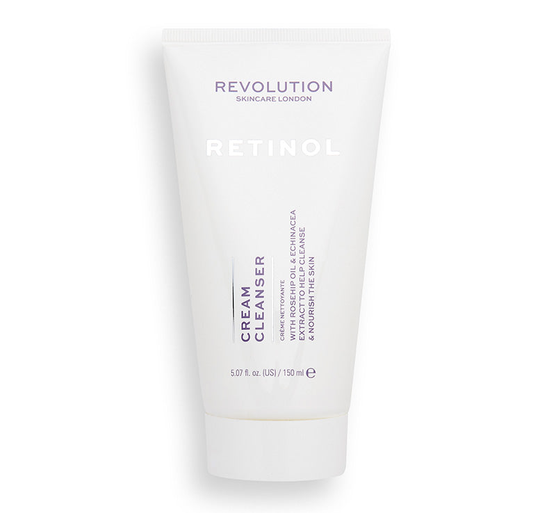 REVOLUTION SKINCARE RETINOL CREAM CLEANSER Glam Raider