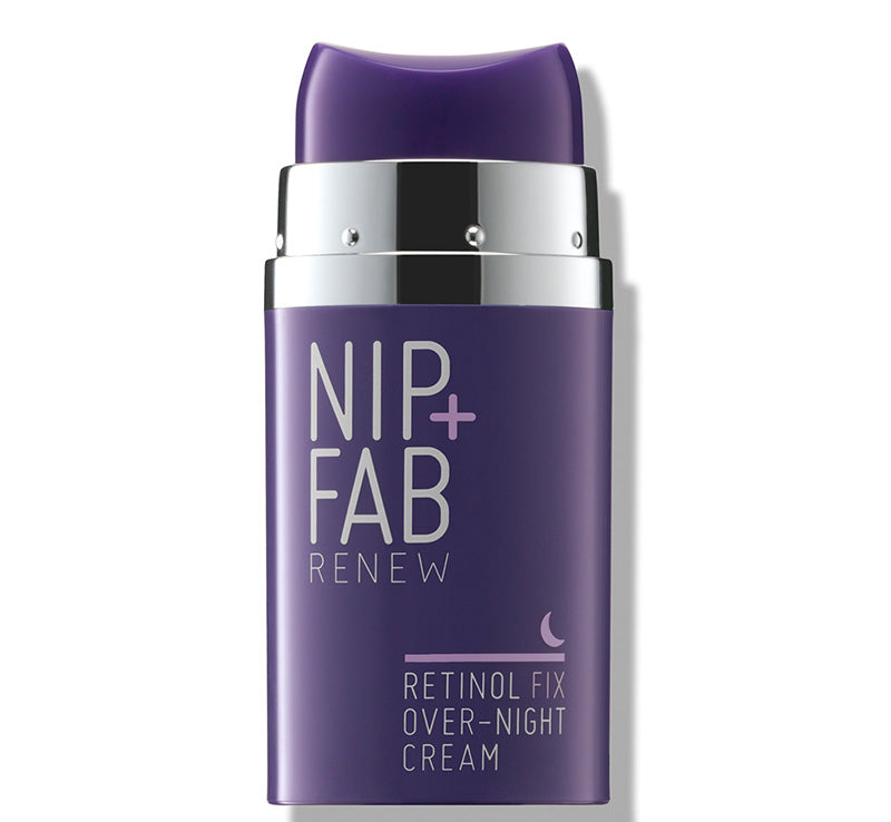 NIP + FAB RETINOL FIX OVERNIGHT CREAM Glam Raider