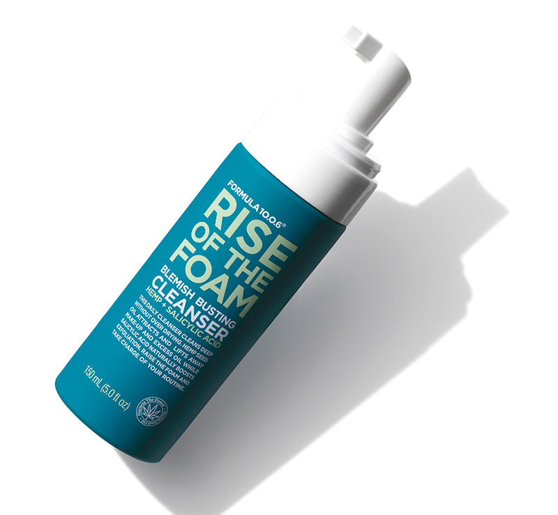 RISE OF THE FOAM BLEMISH BUSTING CLEANSER