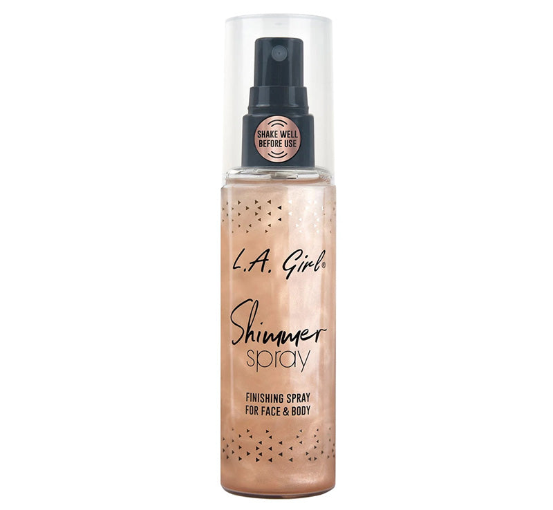 ROSE GOLD SHIMMER SPRAY