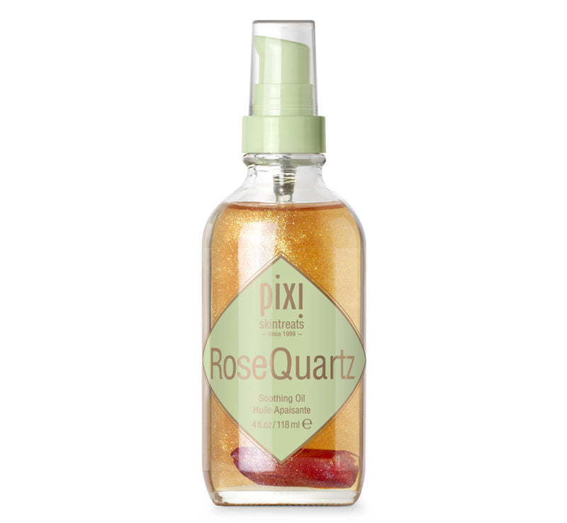 PIXI ROSE QUARTZ SOOTHING OIL Glam Raider