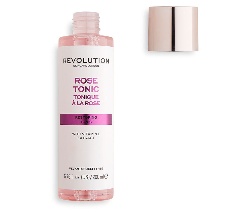 REVOLUTION SKINCARE ROSE TONIC Glam Raider