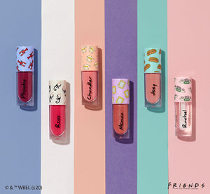 MAKEUP REVOLUTION x FRIENDS ROSS LIP GLOSS