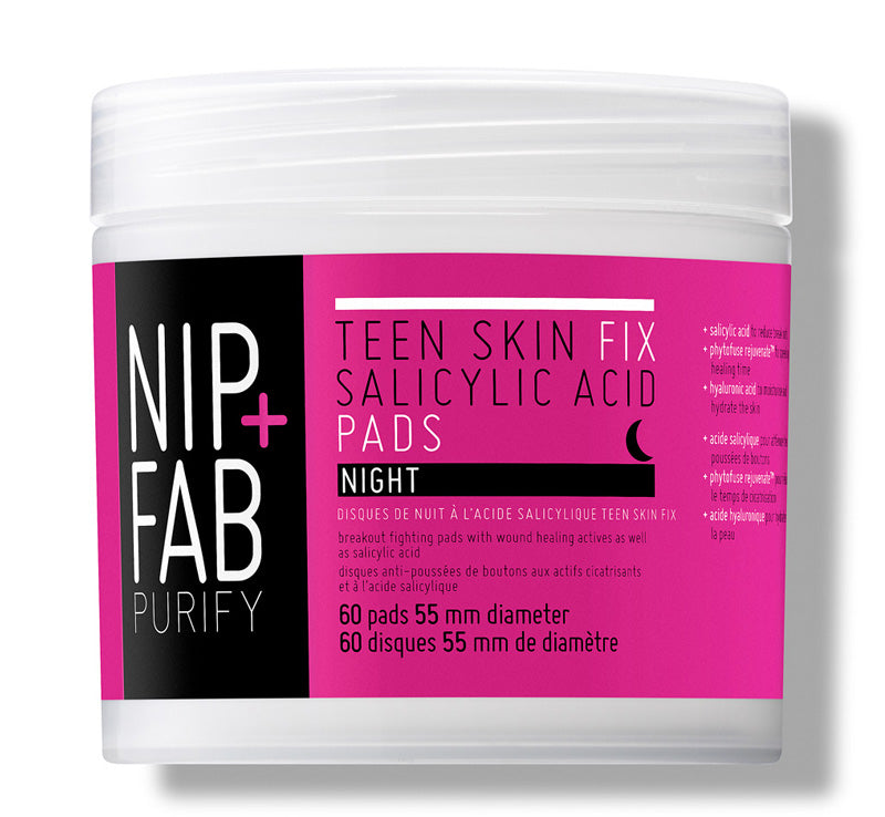 SALICYLIC FIX NIGHT PADS