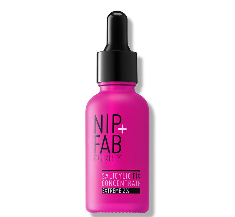 NIP + FAB SALICYLIC FIX CONCENTRATE EXTREME 2% Glam Raider