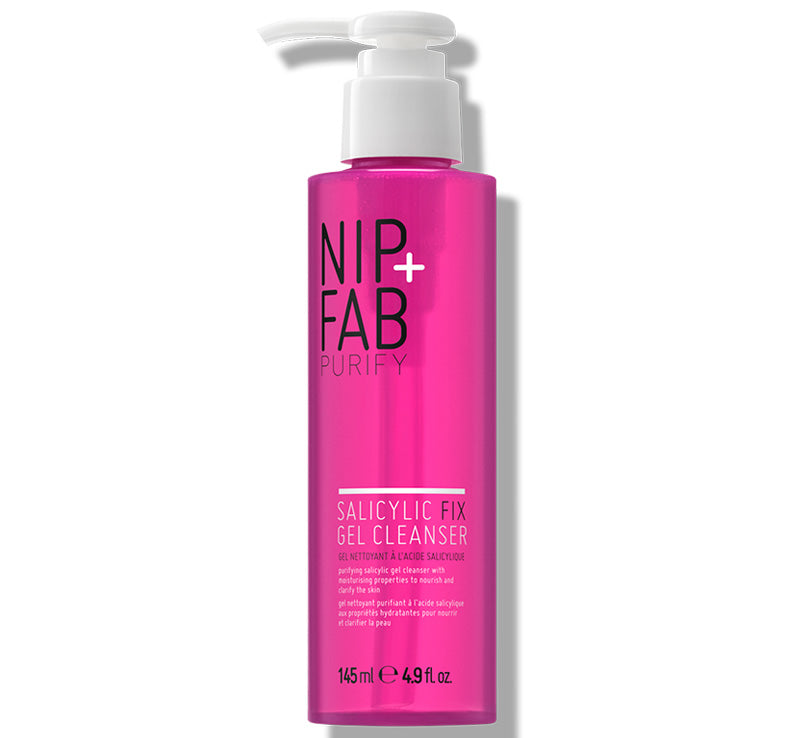 NIP + FAB SALICYLIC FIX GEL CLEANSER Glam Raider