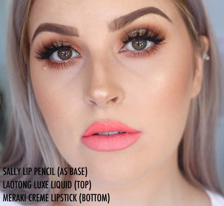 XOBEAUTY SALLY LIP PENCIL Glam Raider