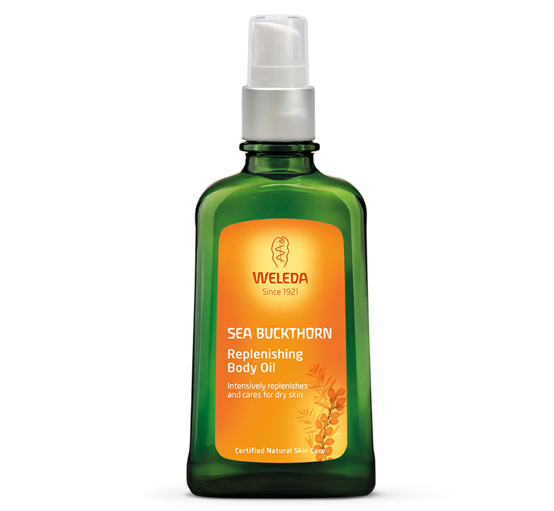 WELEDA SEA BUCKTHORN BODY OIL Glam Raider