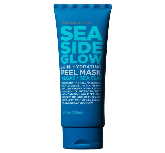 FORMULA 10.0.6 SEA SIDE GLOW SKIN HYDRATING PEEL MASK Glam Raider