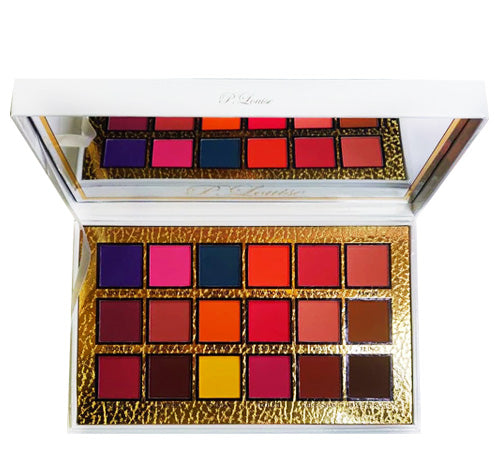 P.LOUISE THE SECRET SINNER PALETTE Glam Raider